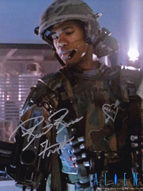 Ricco Ross Autograph