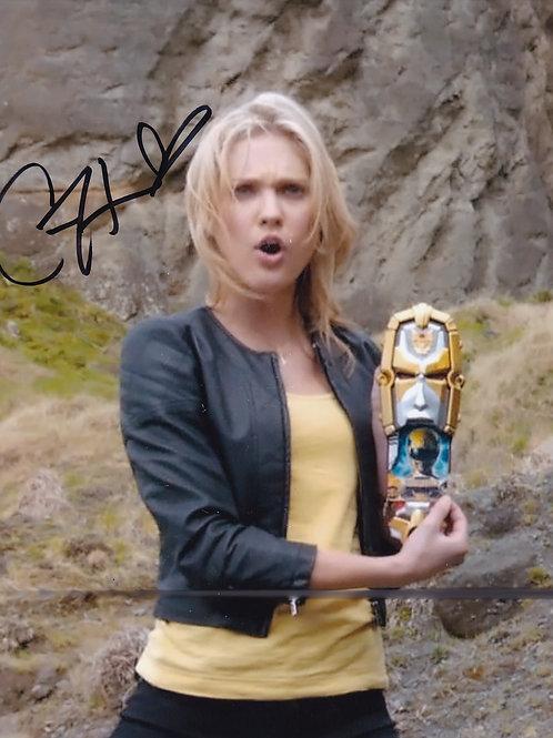 Ciara Hanna Autograph