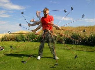 Geoff Greig Golf