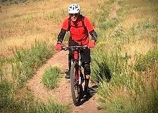Geoff Greig Bike