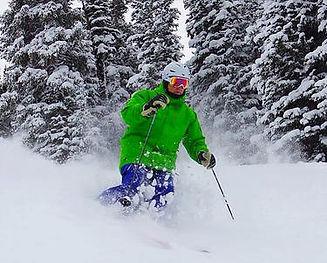 Geoff Greig Ski