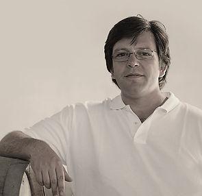 Eng. Filipe Cardoso - Administrador da Quinta do Piloto e a 4ª geração da Família Cardoso.
