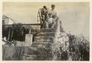 Rui e Álvaro Cardoso na Quinta do Piloto.
