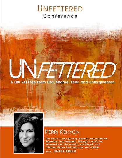 Unfettered Retreat with Kerri Kenyon