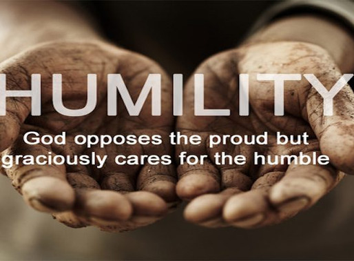 Humility and Worship Connection