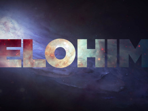 Elohim – The All Powerful One: Strong Creator