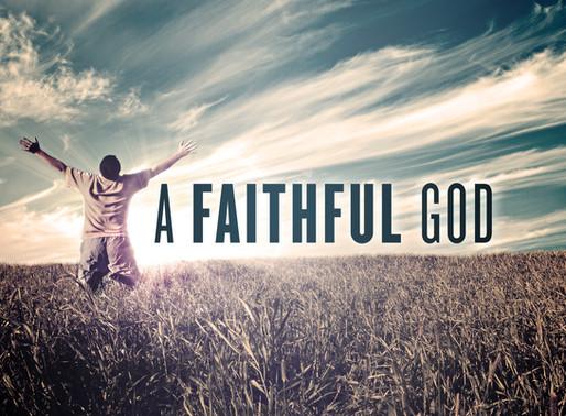 Faithful God // 16 Days Until Undivided Event!