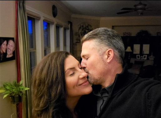 Two Years of Marriage-Two Months in Quarantine: Reflections of His Love