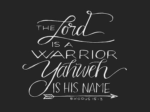 // Yahweh Is His Name //