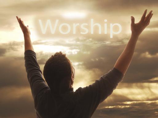 WORSHIP THE WORRY CRUSHER!