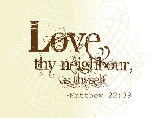 Love Your Neighbor...Join us in Jan. at REIGN!