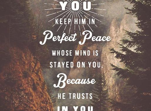 God Is The Eternal Rock