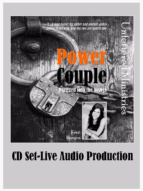 Power Couple Cd Set