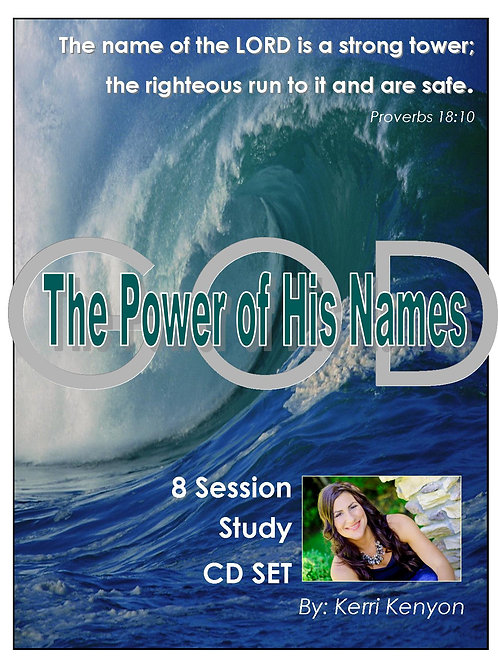 The Power of His Names CD Set