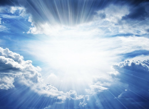 He Comes with the Clouds of Heaven....Join ALIVE Bible Study with Kerri!