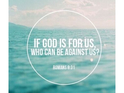 // If God Is For Us //