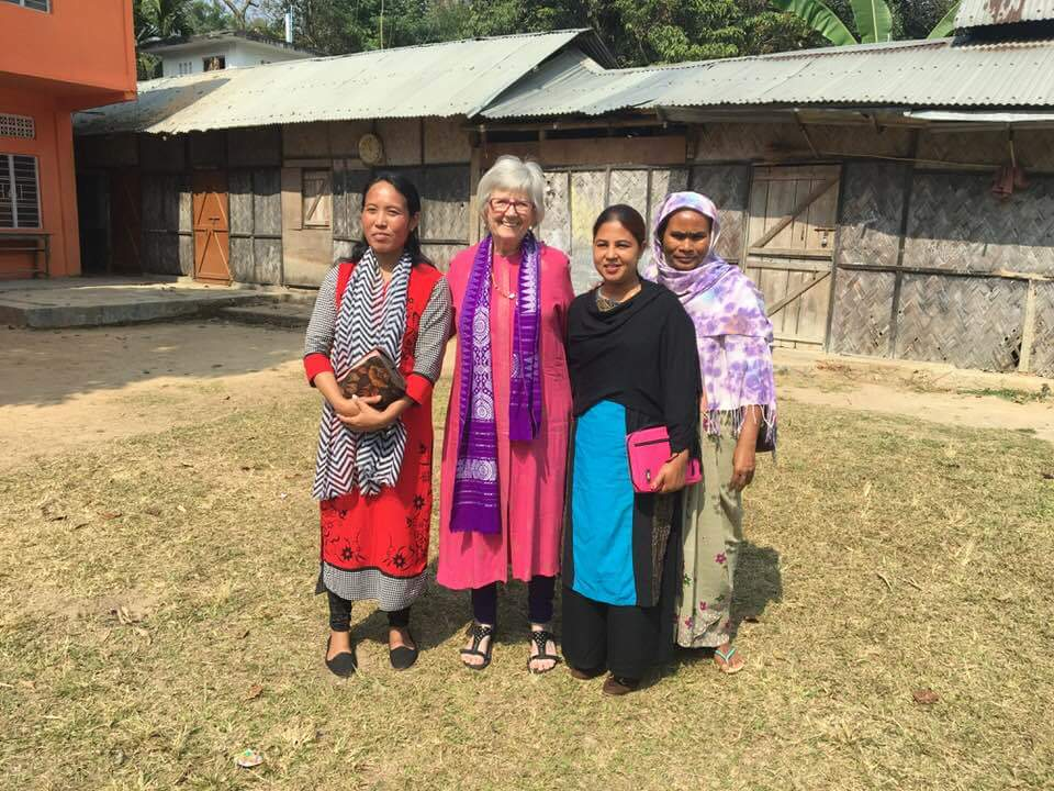 Lacki, Carol, Senti, Bhabeshwari