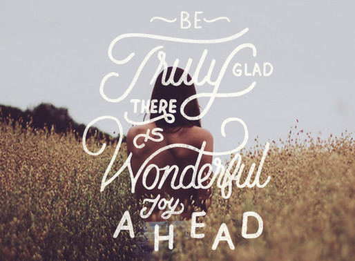 Be Truly Glad // Join Kerri in January!