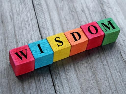 // Get Wisdom  //
