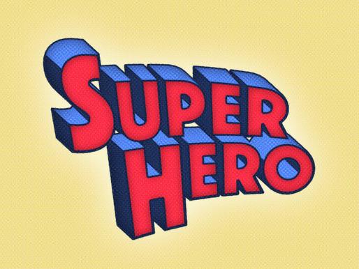 Signet Super Heroes