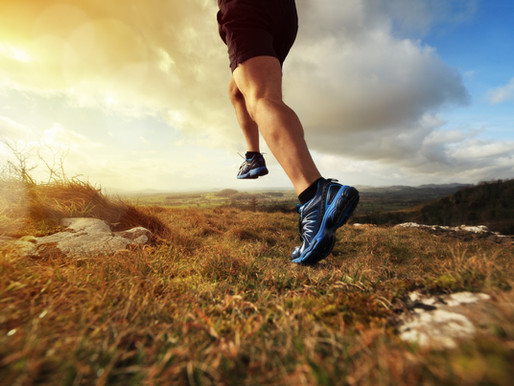 Finish My Race with Joy
