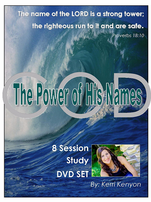 The Power of His Names DVD Set