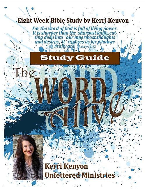 The Word Alive Companion Study Guide