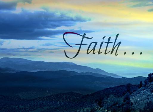 Faith...Join us Jan. 14th at REIGN!