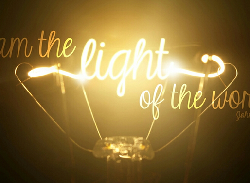 // I am the light of the world // Yes, there is hope for your marriage! // Sign up today