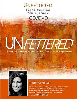 Kerri Kenyon Unfettered Ministries