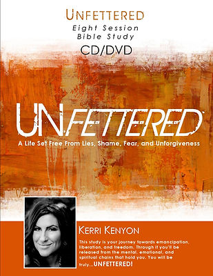 Unfettered Conference Retreat with Kerri Kenyon