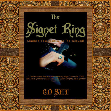 The Signet Ring Bible Study Cd set with Kerri Kenyon