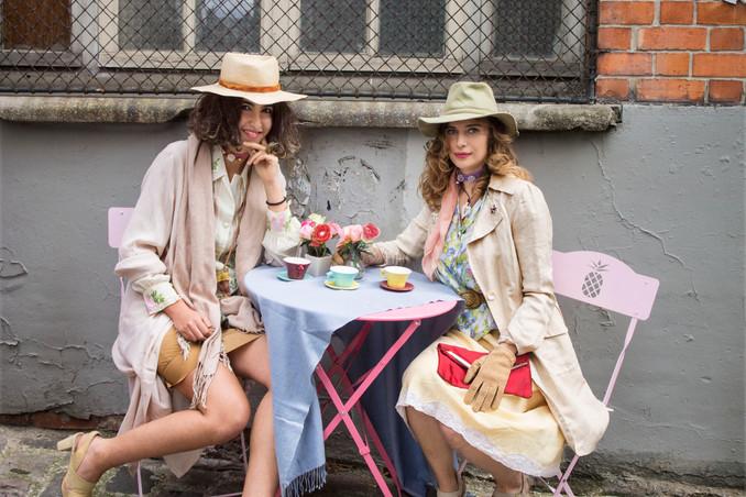 Montmartre Paris for Laug Bijoux