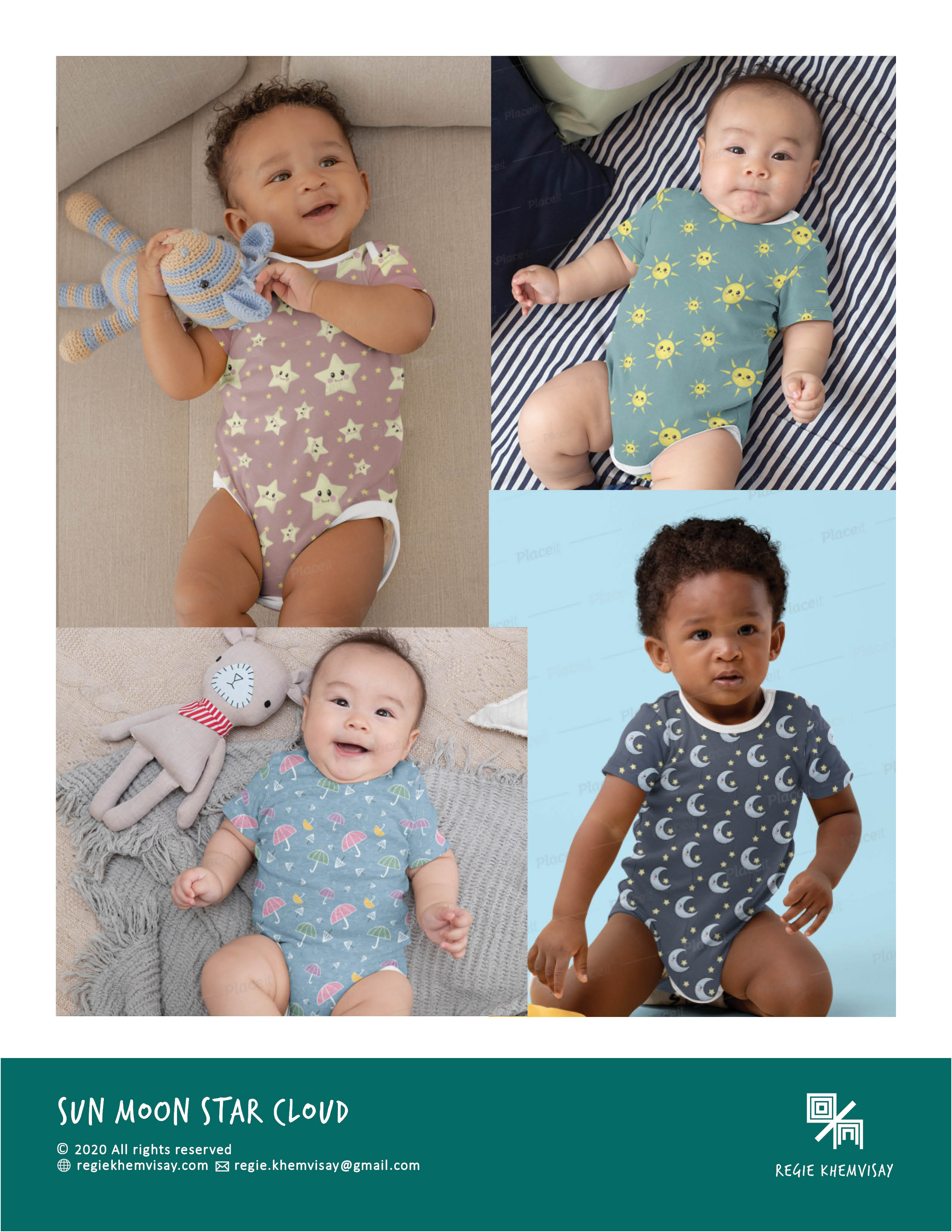 Toddler Pattern MockUp