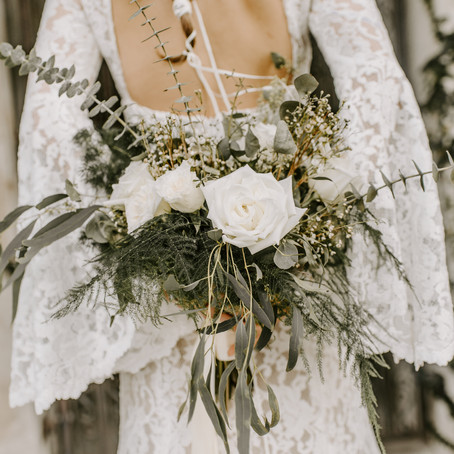 Hannibal Square + Rollins College Styled Elopement