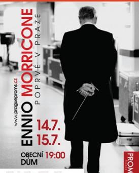 Ennio Morricone (Praha 15.7.2011)