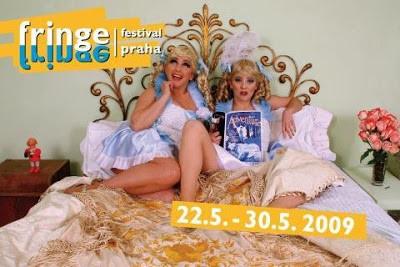 Prague Fringe -teatterifestivaali 5. päivä 26.5.2009