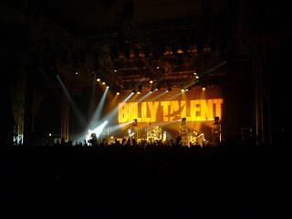 Billy Talent (Tesla-areena Praha 21.11.2009)