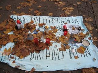 Anna Politkovskaja: Venäläinen päiväkirja (2007)