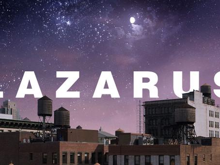 David Bowie: Lazarus-musikaali (Praha 23.2.2020)