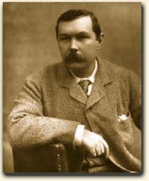 Arthur Conan Doyle: Baskervillen koira (1901-02)