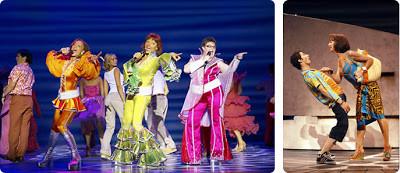 Mamma Mia! (O2 Arena Praha 17.5.2009)
