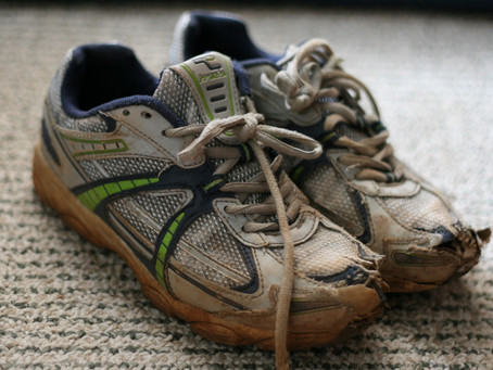 Are your running shoes shot?