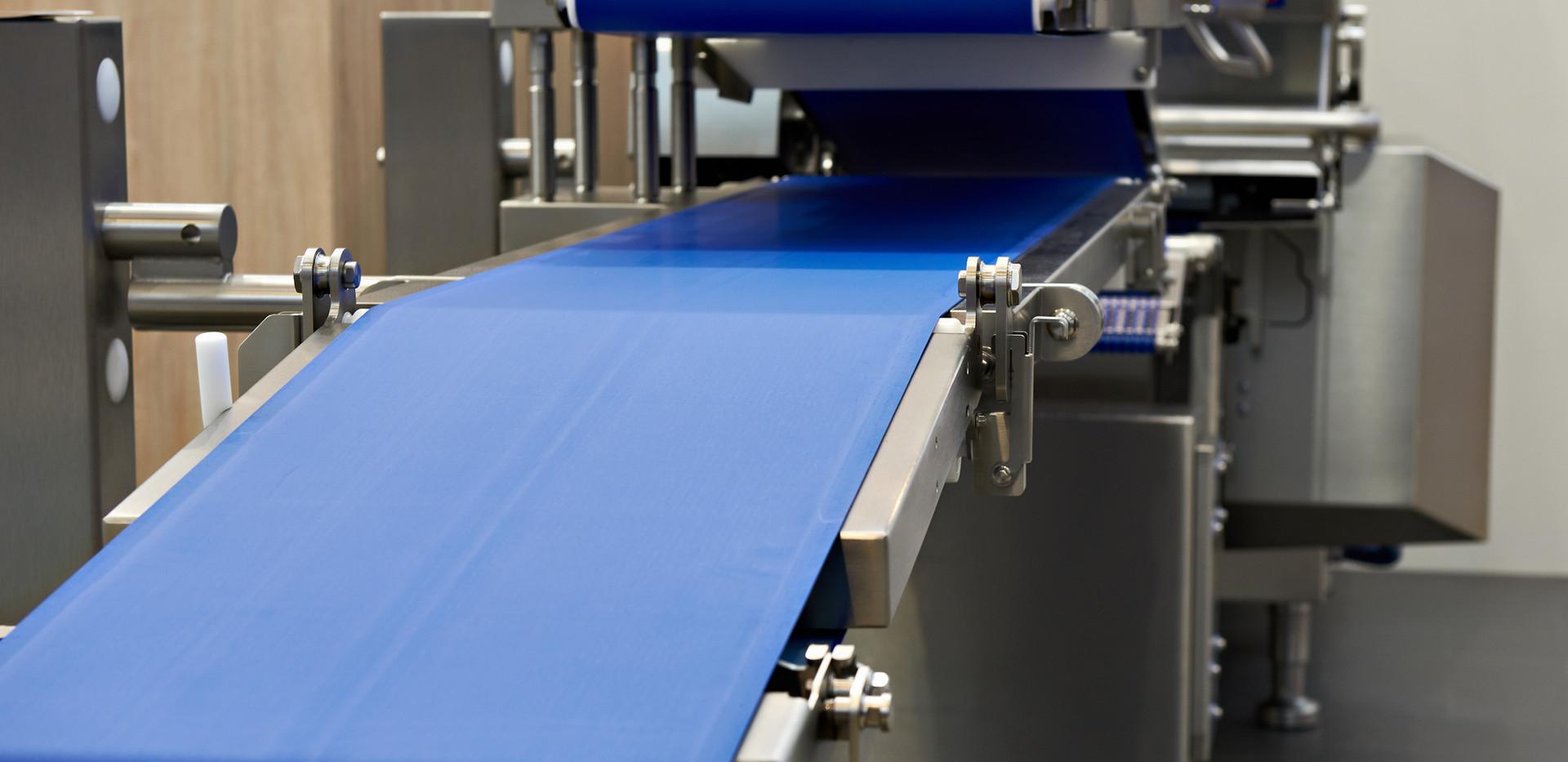 PU Conveyor Belt in Food Industry | R&D Supply Conveyor Belts