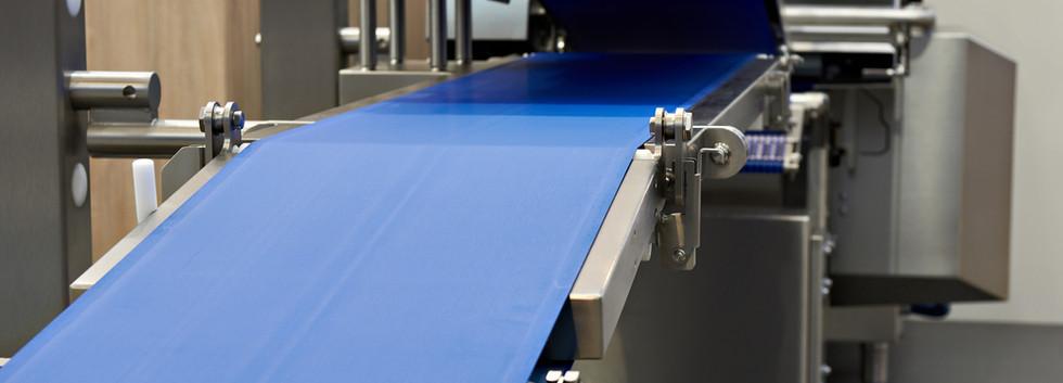 PU Conveyor Belt in Food Industry   R&D Supply Conveyor Belts
