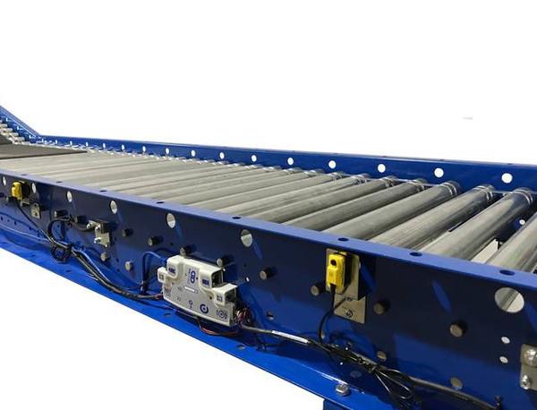 Motorised Roller Conveyor