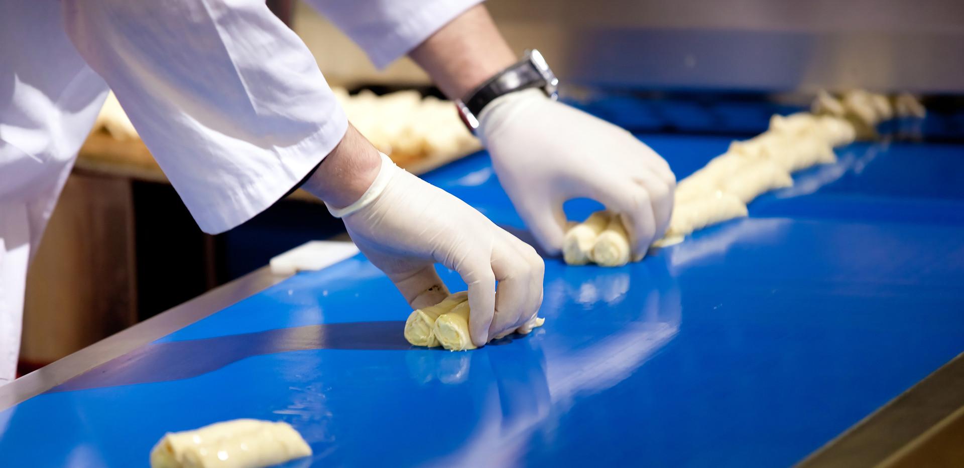 FDA Approved PU Conveyor Belt | R&D Supply Conveyor Belts