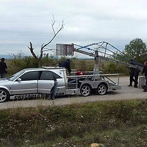 voiture travelling