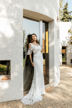 robe de mariée Sophie Sarfati Nîmes