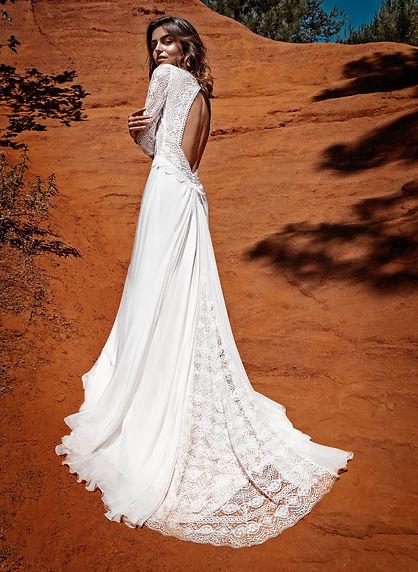 Fabienne Alagama Nimes Robe de mariée
